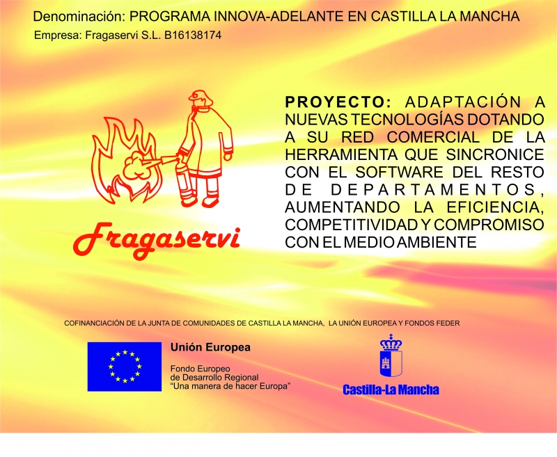 Programa Innova Adelante Fragaservi