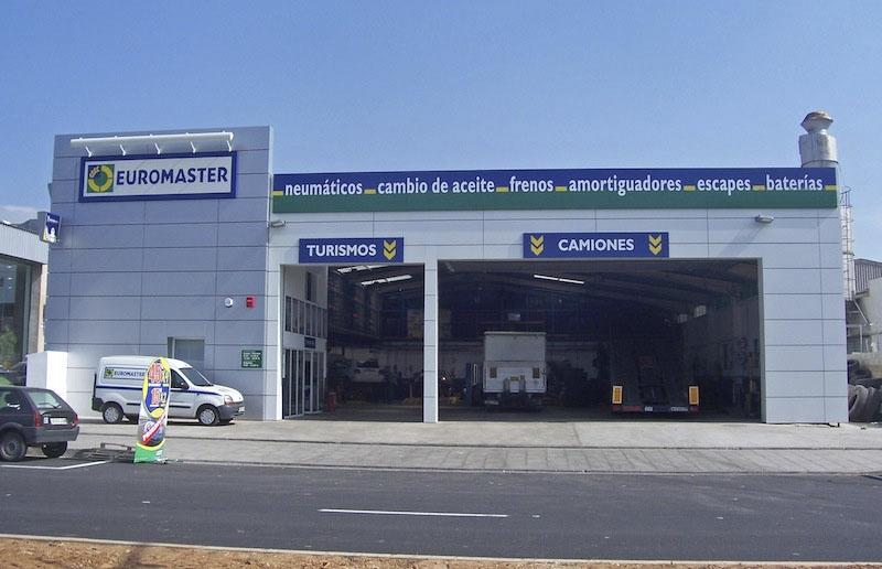 Fragaservi se encargar� del mantenimiento de la protecci�n contra incendios de la red de talleres Euromaster