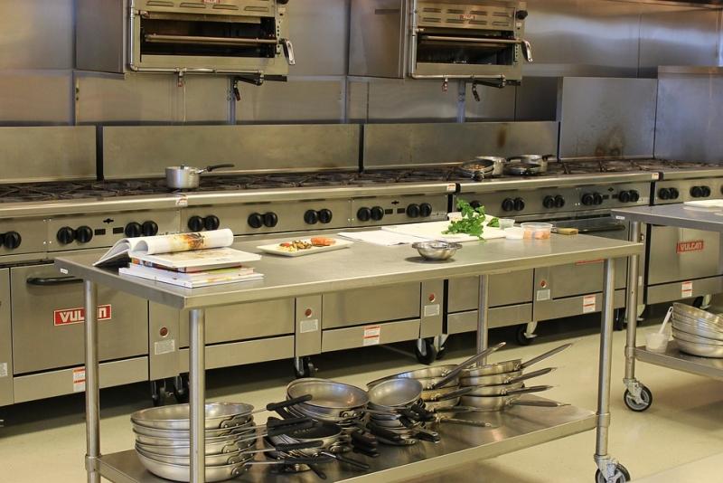 Protecci�n contra incendios en cocinas industriales