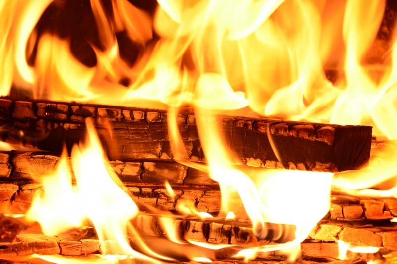 Clases de fuego y principales materiales combustibles