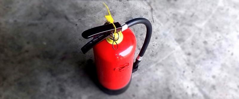 Tipos de fuego y de agentes extintores