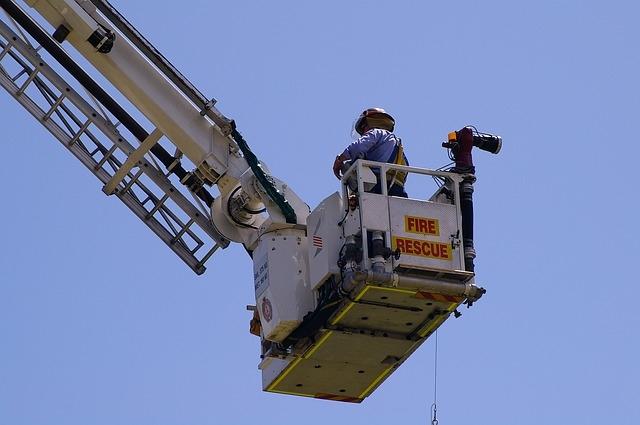 Prevenci�n y seguridad en trabajos en altura