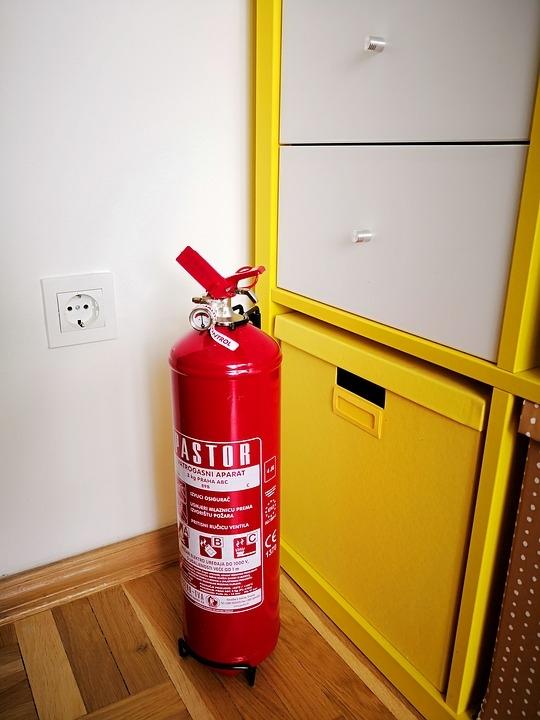Prevenci�n de incendios en oficinas y espacios de trabajo