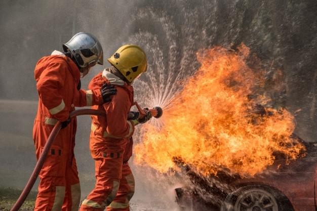 �Cu�les son las causas que pueden originar un incendio en el interior de un veh�culo?