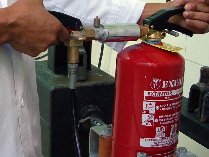 La importancia de los extintores de CO2 en la extinci�n de incendios